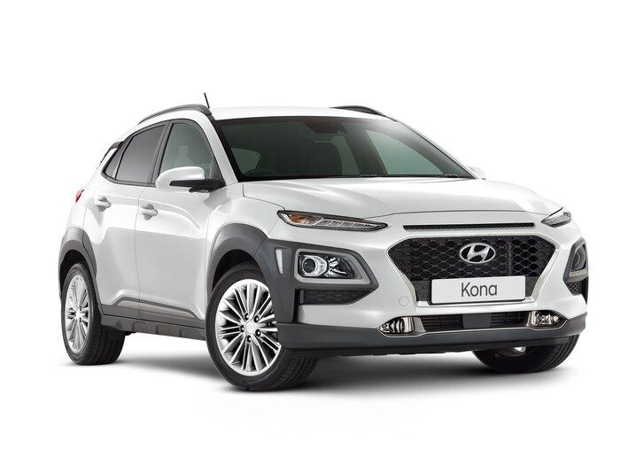 2019 Hyundai Kona Elite