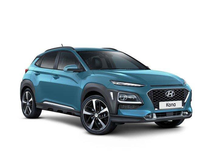 2019 Hyundai Kona electric Highlander