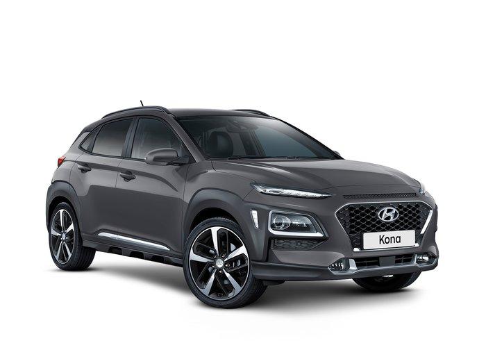2019 Hyundai Kona Highlander