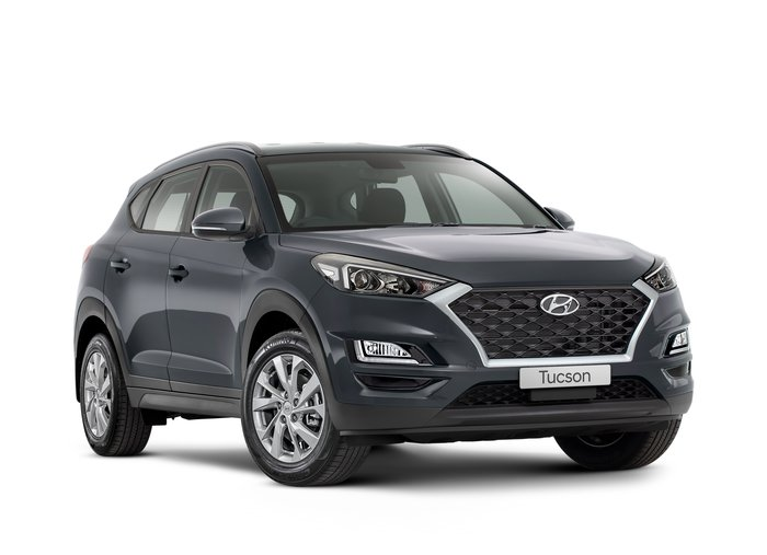 2019 Hyundai Tucson Active X