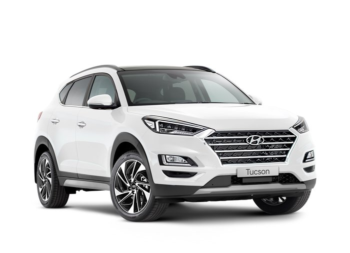 2019 Tucson Highlander D-CT AWD