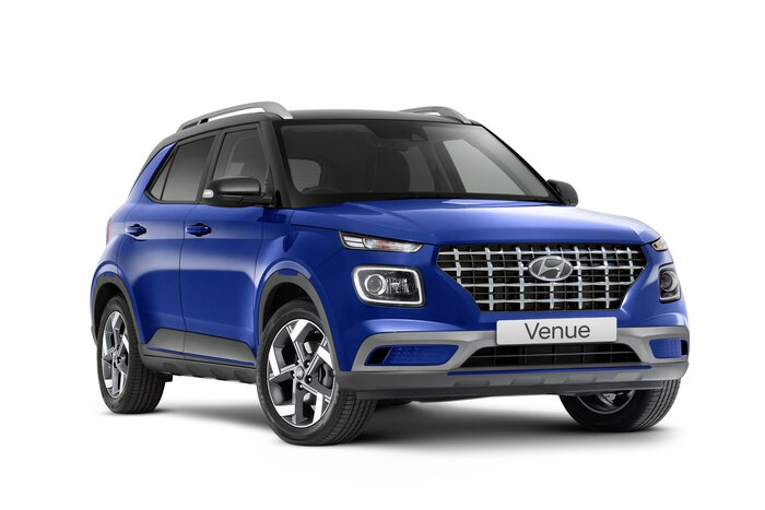 2019 Hyundai Venue Elite