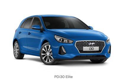 2019 Hyundai i30 Elite