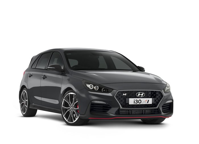 2019 Hyundai i30 N Fastback Performance