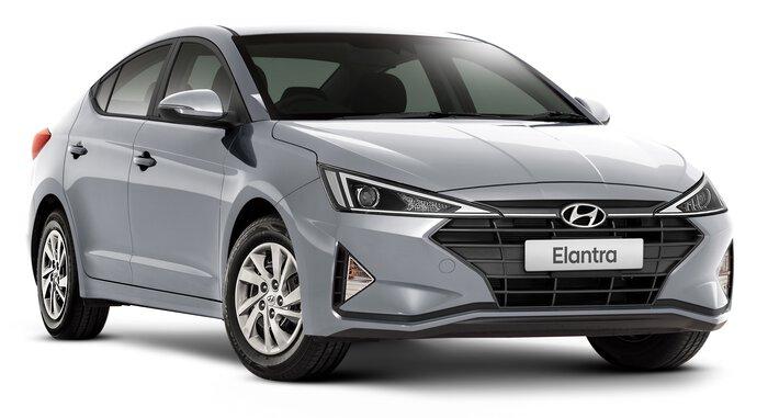 2020 Hyundai Elantra Go