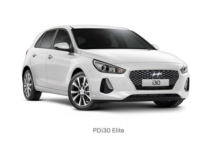 2020 Hyundai i30 Elite