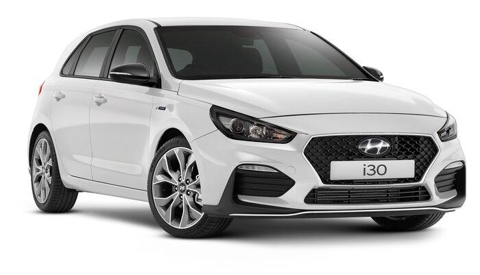 2020 Hyundai i30 N Line D-CT