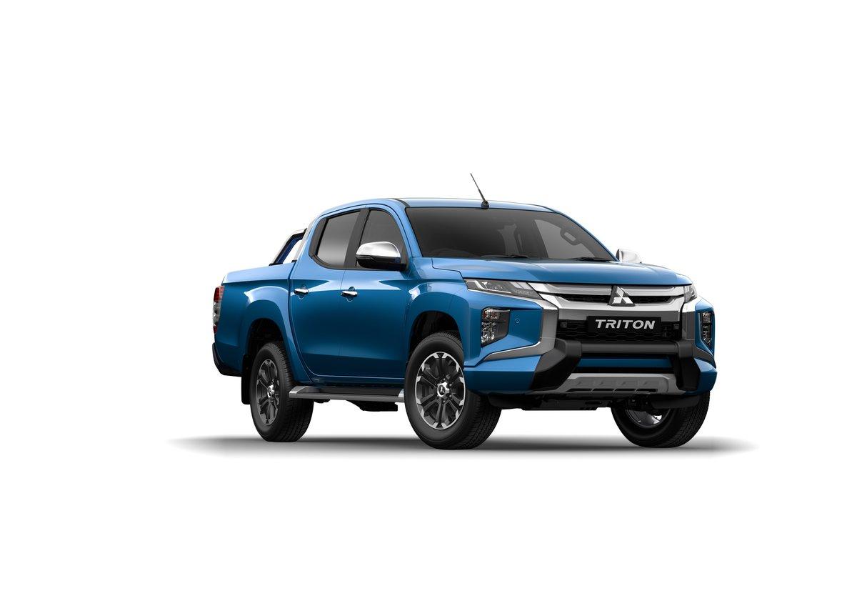 2018 Mitsubishi Triton GLS (4X4) Premium MR MY19 (Impulse