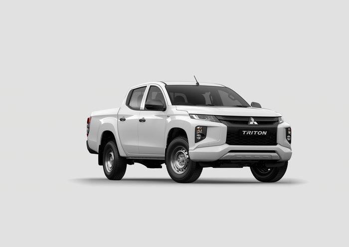 2019 Triton Triton GLX 2.4L D 6M/T 4X4 DC