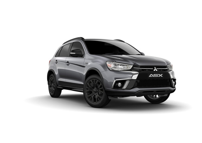 2019 ASX Black Edition 2WD
