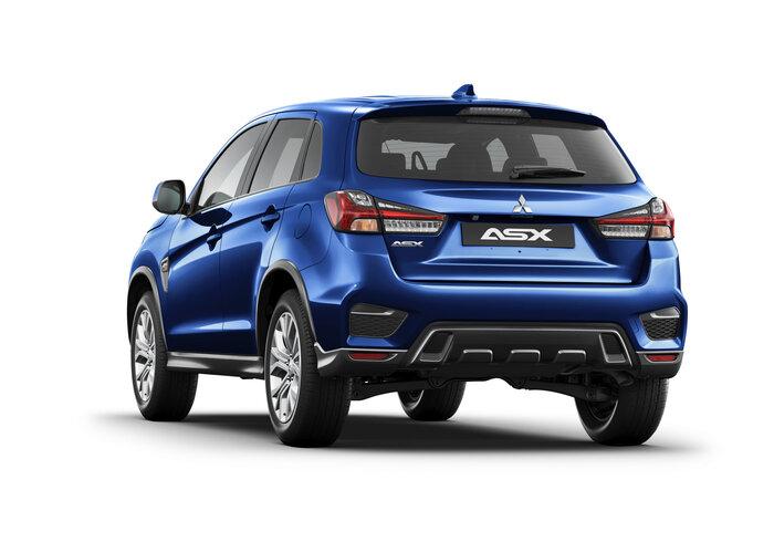 2019 ASX SUV ES