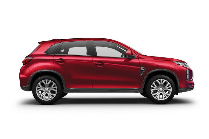 2019 XC ASX ES ADAS 2.0L PET CVT 2WD
