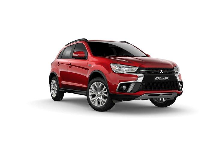 2019 ASX ASX ES ADAS 2.0L PET CVT 2WD