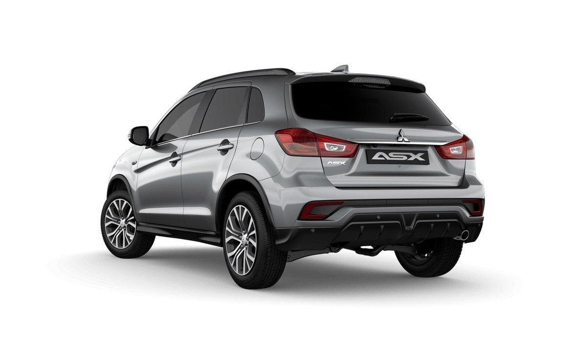 2018 Mitsubishi ASX XLS (2WD) XC MY18 (Sterling Silver ...