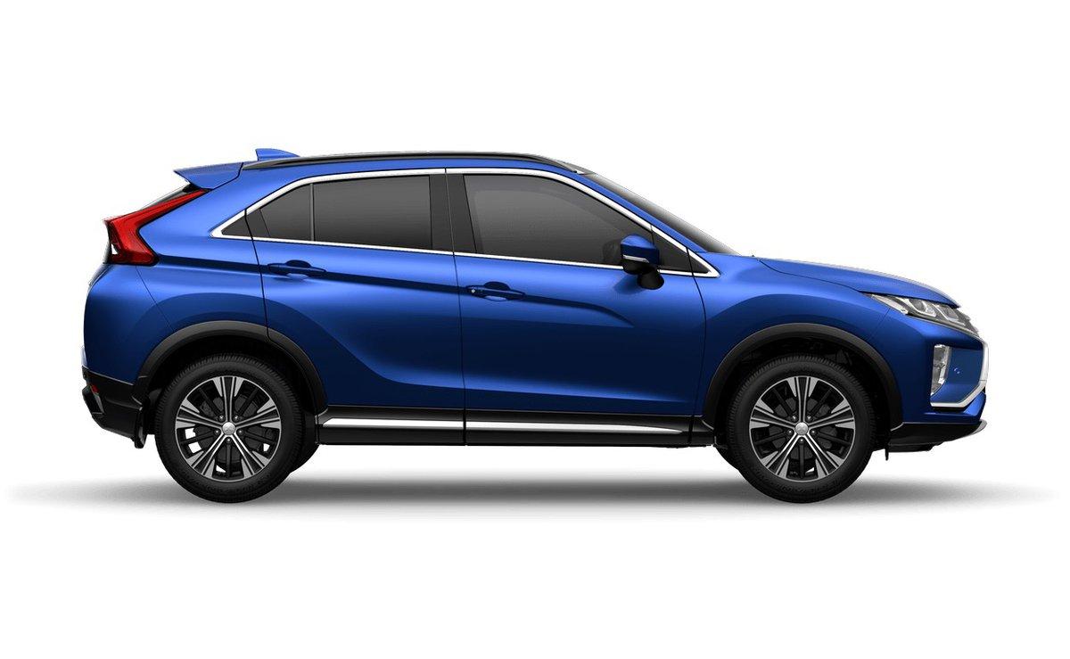 Mitsubishi Eclipse Cost >> 2017 Mitsubishi Eclipse Cross Exceed YA (Blue) for sale in Wangara - Wanneroo Mitsubishi