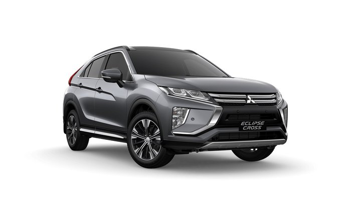 2018 Eclipse Cross Exceed (2WD)