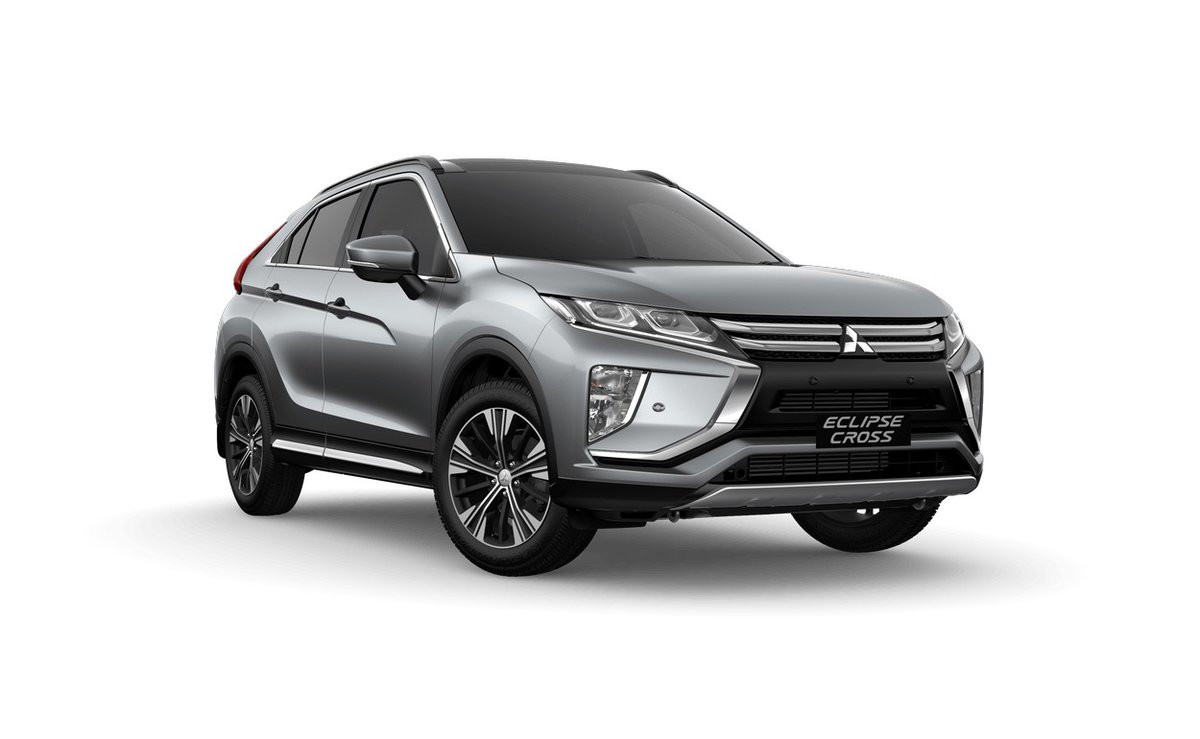 2017 Mitsubishi Eclipse Cross Exceed YA (Silver) for sale ...