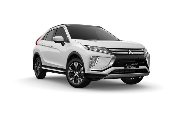 2021 Eclipse Cross Exceed 2WD