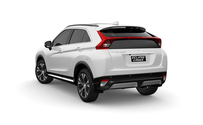 2019 Eclipse Cross Exceed