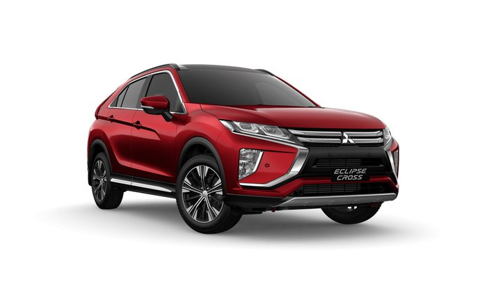 2018 Eclipse Cross Exceed