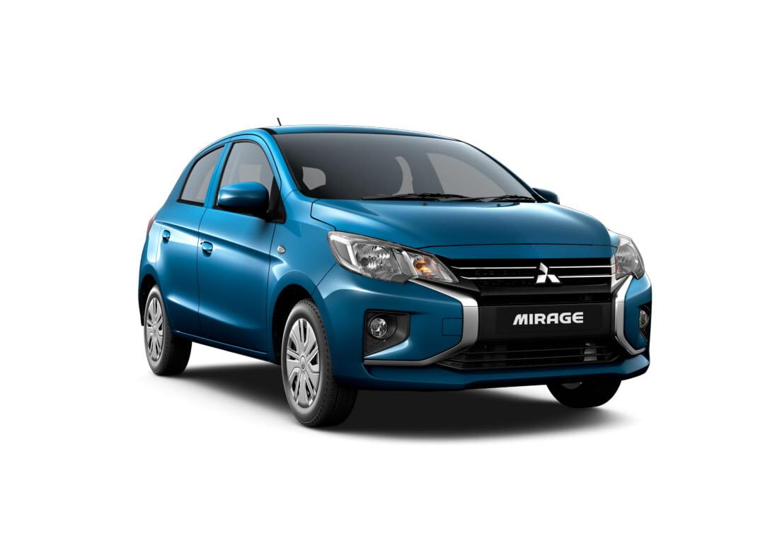 2017 Mitsubishi Mirage ES LA (Blue) for sale in Wangara - Wanneroo