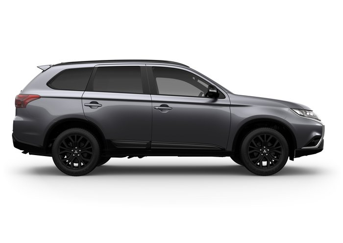 2019 OUTLANDER BLACK EDITION 7 SEAT (2WD)