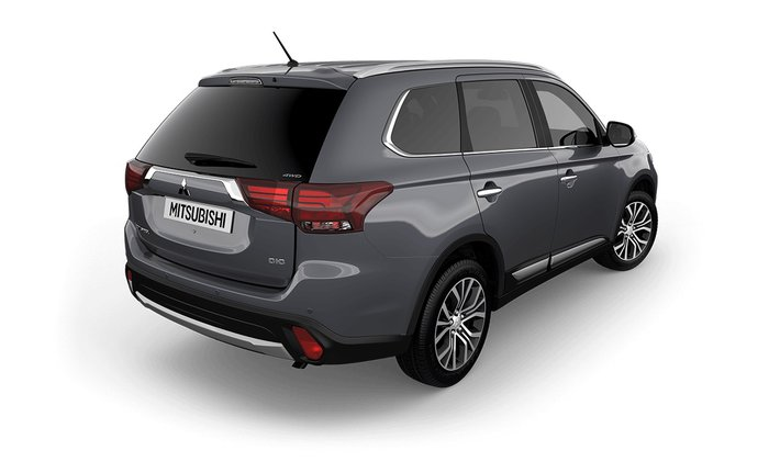 2017 Outlander Exceed AWD