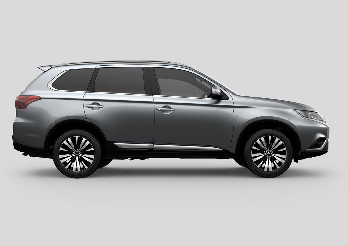 2018 Mitsubishi Outlander LS ZL (Silver) for sale in Wangara ...