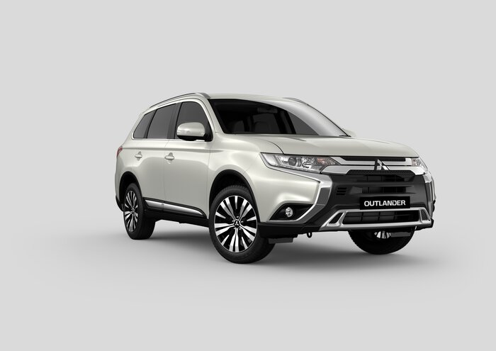 2018 Outlander LS 7 Seat (AWD)