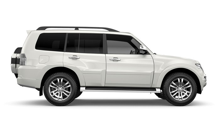 2020 Pajero GLS Leather Option