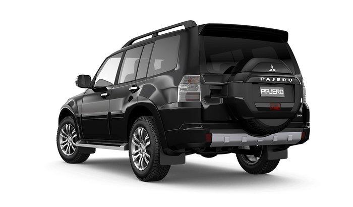 2018 Pajero GLX LWB (4x4) 7 Seat