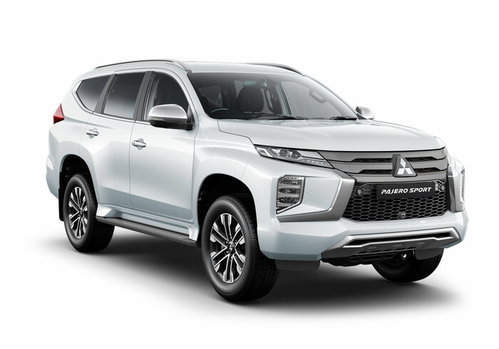 2021 Pajero Pajero Sport EXCEED 2.4L DSL 8A/T 7S