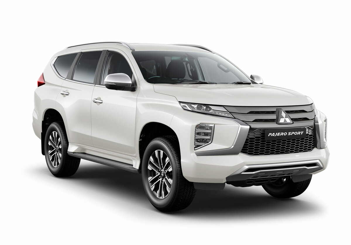 2018 mitsubishi pajero sport gls 4x4 7 seat my18 white for sale in footscray alan mance. Black Bedroom Furniture Sets. Home Design Ideas