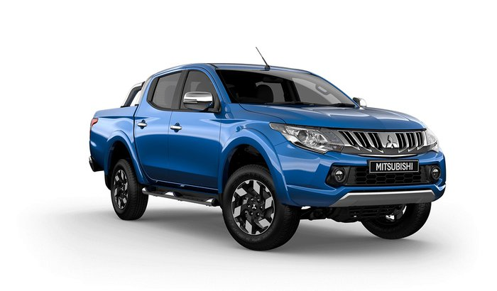 2018 Triton Exceed Double Cab
