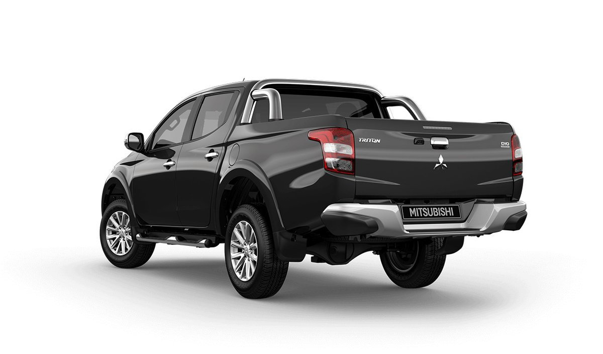 2018 mitsubishi triton gls 4x4 mq my18 black for sale in footscray alan mance mitsubishi. Black Bedroom Furniture Sets. Home Design Ideas