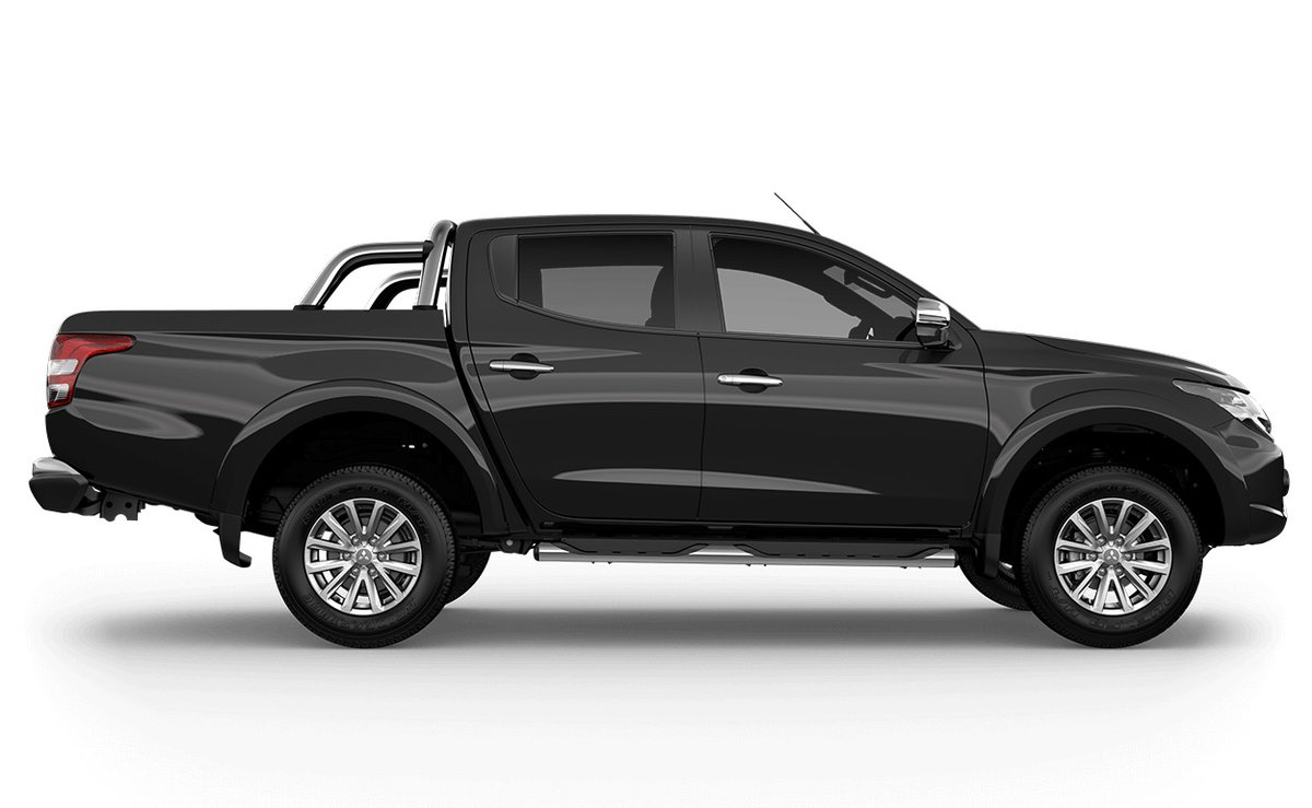 2018 Mitsubishi Triton Gls 4x4 Mq My18 Black For Sale