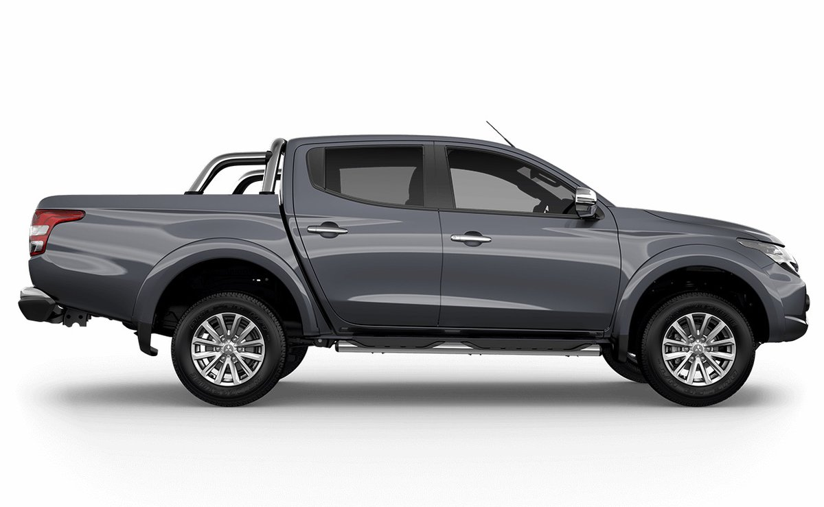 2018 mitsubishi triton gls 4x4 sports edt mq my18 titanium grey for sale in footscray alan. Black Bedroom Furniture Sets. Home Design Ideas