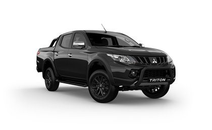 2017 Triton GLS Double Cab Sports Edition