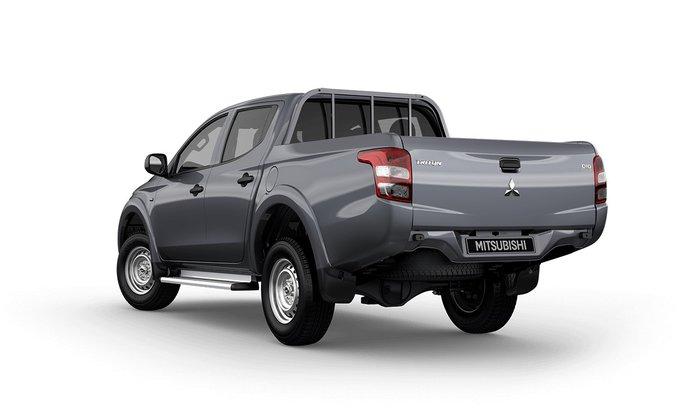 2018 Triton GLX Double Cab