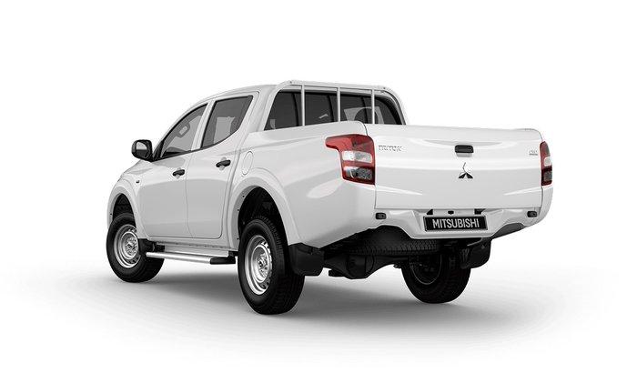 2021 Triton GLX-R Double Cab