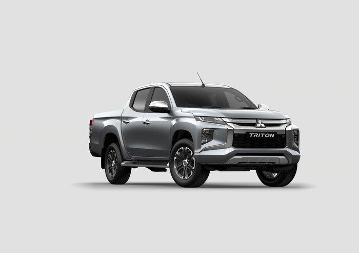 2018 Triton GLX Plus (4x4)