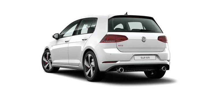 2019 GOLF GTi 'MY20 GOLF GTI<br/>*** 19 INCH BRESCIA ALLOY WHEELS FITTED ***<br/>Standard Features of this Vehicle: - Front Assist with City Emergency Brake and Pedestrian Monitoring - Adaptive Cruise Control and Lane Assist with adaptive lane guidance - Traffic Jam Assist and Emergency Assist - Blind Spot Monitor with Rear Traffic Alert - Active Info Display - 18 inch alloy wheels and adaptive chassis control - GTI body styling - 8 inch satellite navigation system with App-Connect - LED headlights and Light Assist - Leather sports multi-function steering wheel - Clark sport cloth seat upholstery - Electrically foldable exterior mirrors - Rear View Camera (RVC) and Park Assist with manoeuvre braking - Keyless Access, keyless entry and starting system' We are located on the Mid North Coast of NSW a family owned business established for over 40 years. We can deliver to most places in Australia at a small additional cost if required. We are also located only 3 minutes from a major Regional terminal and the ideal place to fly for a weekend getaway or holiday destination to pick up your next car!