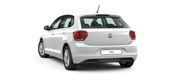 2019 Polo  2019 Polo 85TSI Comfortline 1....0L T/P 7Spd DSG 5Dr Hatch MY19 Features Include Sound & Vision package (MRRP) $ 1 900^ Composition Media audio system Active Info Display with customisable menus and information App-Connect USB Interface for Apple CarPlay, Android Auto and Media Control beats 300W premium sound system Discover Media audio and satellite navigation system Inductive wireless phone charging<br/><br/> Driver assistance package (MRRP) $ 1 500^ Adaptive Cruise Control (ACC) Blind Spot Monitor with Rear Traffic Alert Electrically foldable exterior mirrors Front Assist with City Emergency Brake (CityEB) function (for ACC) Park Assist, parking bay and parallel parking assistance Proactive occupant protection system<br/><br/>