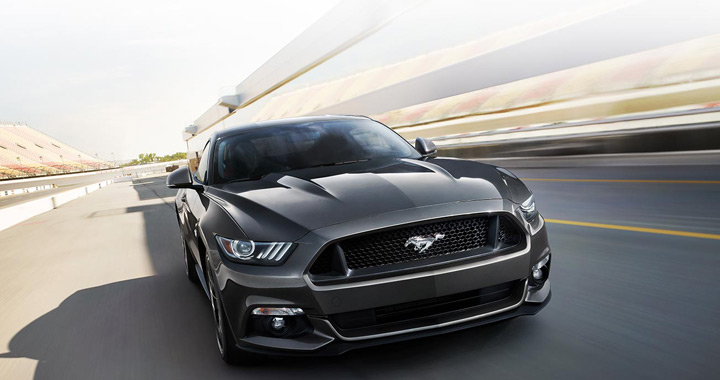Mustang Full-throttle Power