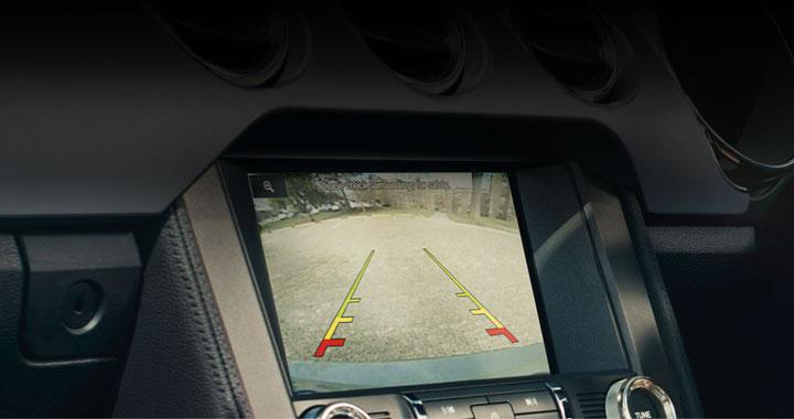 Mustang Rear View Camera