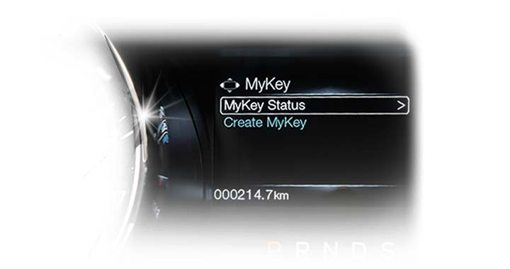 Mustang My Key