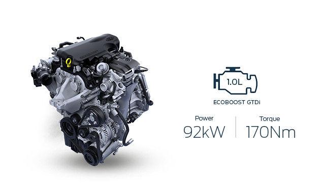 1.0L Turbo Petrol EcoBoost
