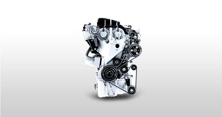 92kW EcoBoost Petrol Engine