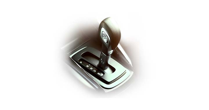 Automatic Transmission With Select Shift