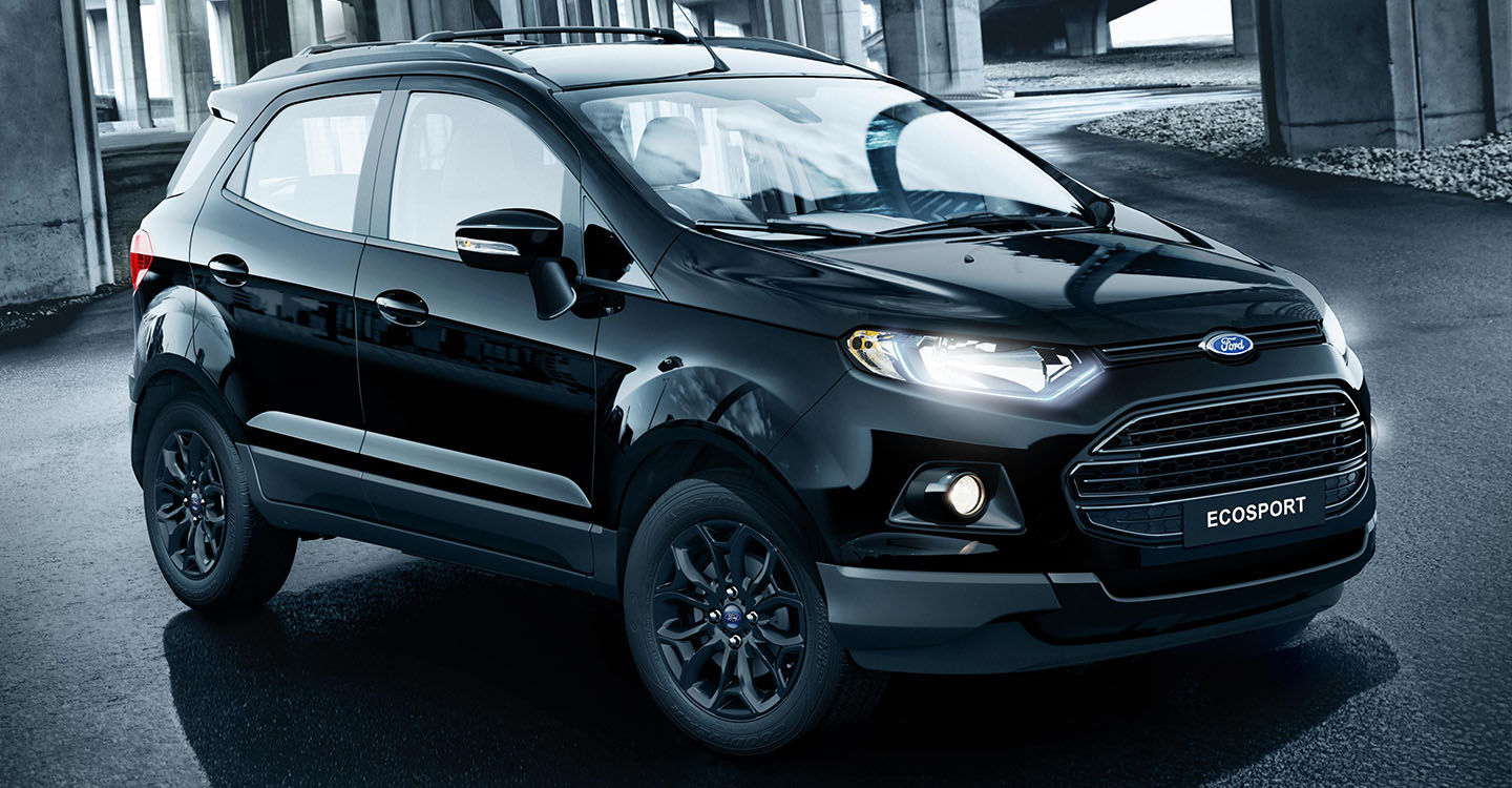 Ecosport High-black Overview